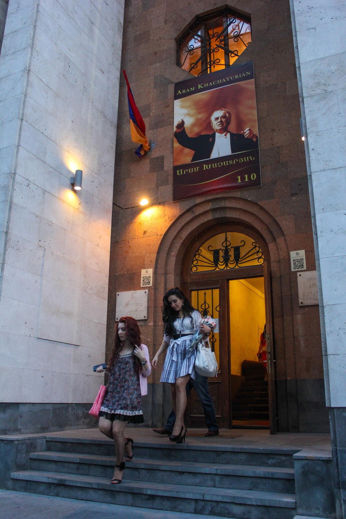 20140830 museum night armenia_07 Aram Khachaturian 1