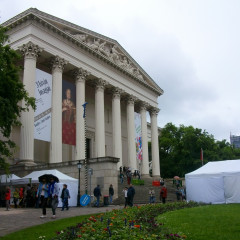 A night at the museums – Europeans' impressions