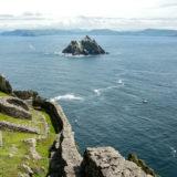 Sospesi fra il leggendario passato dell'Irlanda e il fantascientifico futuro di Star Wars